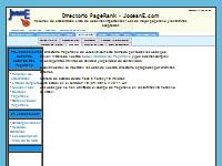 Directorio PageRank - JoseanE.com - Resumen de estadísticas