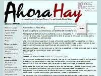AhoraHay.com - Estadísticas de los usuarios en línea que Ahora H