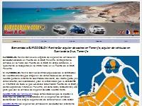 EURODOBLON Rent-a-Car alquiler de vehiculos en Puerto de la Cruz