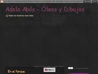 Adela Abós - Óleos