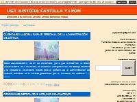 UGT  JUSTICIA   CASTILLA Y LEON