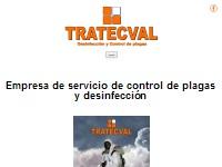TRATECVAL: Servicios integrales de desinfección y control de pla